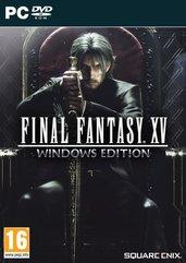 Final Fantasy XV Windows Edition (PC) klucz Steam