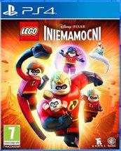 LEGO Iniemamocni (PS4) PL DUBBING + BONUS!