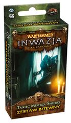 Warhammer Inwazja - Taniec Mistrza Śmierci (Gra karciana)