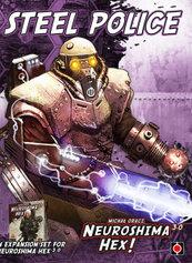 Neuroshima HEX: Steel Police (edycja 3.0) (Gra Planszowa)