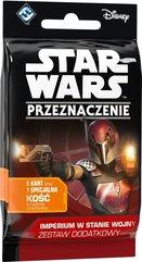 Star Wars: Przeznaczenie - Imperium w stanie wojny - Zestaw dodatkowy (Gra kościano-karciana)