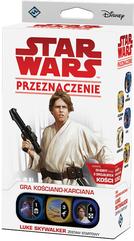 Star Wars: Przeznaczenie - Luke Skywalker - Zestaw podstawowy (Gra kościano-karciana)