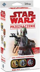 Star Wars: Przeznaczenie - Boba Fett - Zestaw startowy (Gra kościano-karciana)