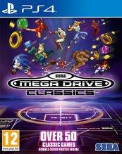 SEGA MegaDrive Classics (PS4)