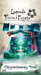 Legenda Pięciu Kręgów: Gra karciana - Chryzantemowy tron (Gra karciana)