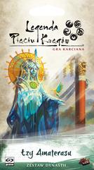 Legenda Pięciu Kręgów: Gra karciana - Łzy Amaterasu (Gra karciana)