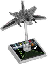 X-Wing: Zestaw Dodatkowy - Starwing Typu Alpha (Gra figurkowa)