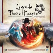 Legenda Pięciu Kręgów: Gra karciana - Zestaw Podstawowy (Gra karciana)