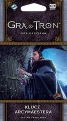 Gra o Tron: Gra karciana (2ed) - Klucz Arcymaestera (Gra karciana)