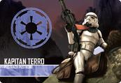 Star Wars: Imperium Atakuje - Kapitan Terro (Gra planszowa)