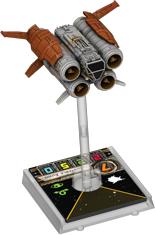 X-Wing: Zestaw Dodatkowy - Quadjumper (Gra figurkowa)