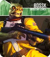 Star Wars: Imperium Atakuje - Bossk Urodzony Łowca (Gra planszowa)