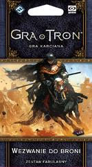Gra o Tron: Gra karciana (2ed) - Wezwanie do Broni (Gra karciana)