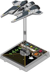 X-Wing: Zestaw Dodatkowy - Myśliwiec Protektoratu (Gra figurkowa)