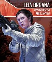 Star Wars: Imperium Atakuje - Leia Organa, Przywódczyni Rebeliantów (Gra planszowa)