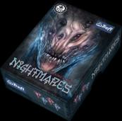 Karty Trefl - Nightmares (Karty klasyczne)