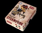 Steampunk Trefl (karty klasyczne)