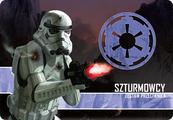 Star Wars: Imperium Atakuje - Szturmowcy (Gra planszowa)
