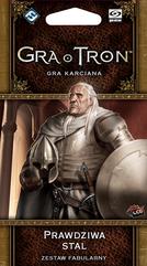 Gra o Tron: Gra karciana (2ed) - Prawdziwa Stal (Gra karciana)