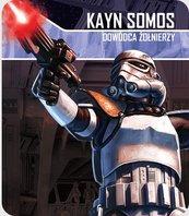 Star Wars: Imperium Atakuje - Kayn Somos, Dowódca żołnierzy (Gra planszowa)