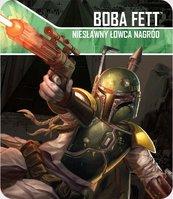 Star Wars: Imperium Atakuje - Boba Fett, Niesławny Łowca Nagród (Gra planszowa)