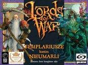 Lords of War: Władcy Wojny - Templariusze kontra Nieumarli (Gra planszowa)