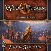 Władca Pierścieni LCG - Zdrada Sarumana (Gra karciana)