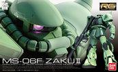 Figurka RG 1/144 MS-06F ZAKU II