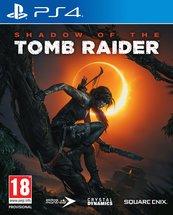 Shadow of the Tomb Raider (PS4) + BONUSY!