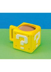 Super Mario Question Block Mug - kubek