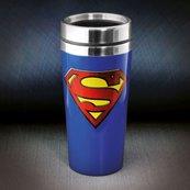Superman travel mug - kubek