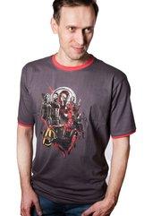 Marvel Infinity War Avengers  - koszulka S