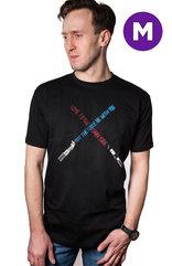 Star Wars Light Sabers  - koszulka M