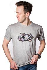 Marvel Infinity War Avengers Combat - koszulka M