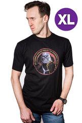 Marvel Infinity War The Hardest Choice  koszulka  -XL