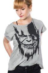 Marvel Infinity War Sinister - damska koszulka L