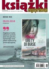Magazyn Literacki Książki 4/2018