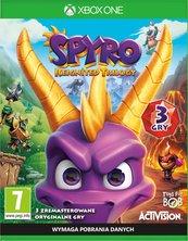 Spyro Reignited Trilogy (XOne) PL DUBBING