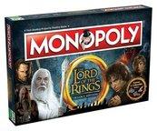 Monopoly: Władca Pierścieni (Gra planszowa) Wersja Angielska