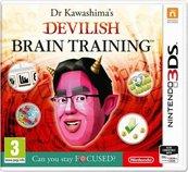 Dr. Kawashima's Devilish Brain Training (3DS)