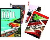 Karty Piatnik - Glory Days of Rail (Karty klasyczne)