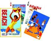 Karty Piatnik - Beach (karty klasyczne)