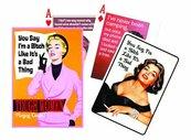 Karty Silne Kobiety 1 talia