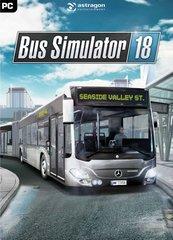 Bus Simulator 18 (PC) PL + BONUS!