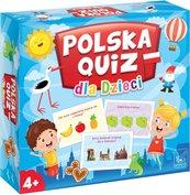 Polska Quiz dla dzieci (Gra Familijna)
