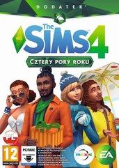The Sims 4 Cztery Pory Roku (PC) PL DIGITAL