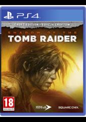 Shadow of the Tomb Raider - Croft Edition (PS4) + 4 unikalne pocztówki