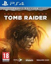 Shadow of the Tomb Raider - Croft Edition (PS4) + BONUS!