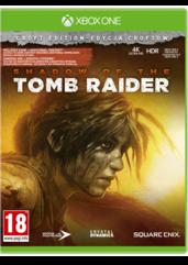 Shadow of the Tomb Raider - Croft Edition (Xbox One) + 4 unikalne pocztówki