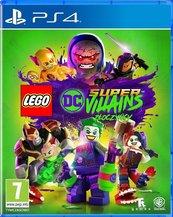 LEGO DC Super-Villains Złoczyńcy (PS4) - Polski Dubbing + Bonus